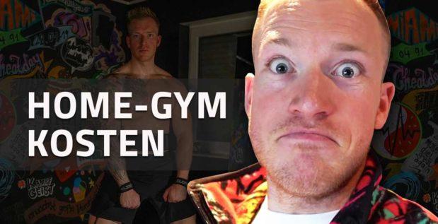 Titelbild: So viel hat das Home-Gym von Schmale Schulter gekostet