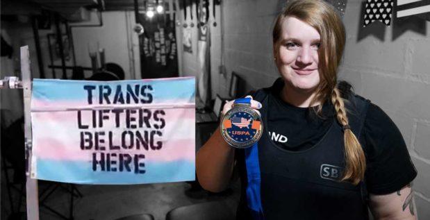 Titelbild: Transgender-Athletin verklagt Powerlifting-Verband USAPL