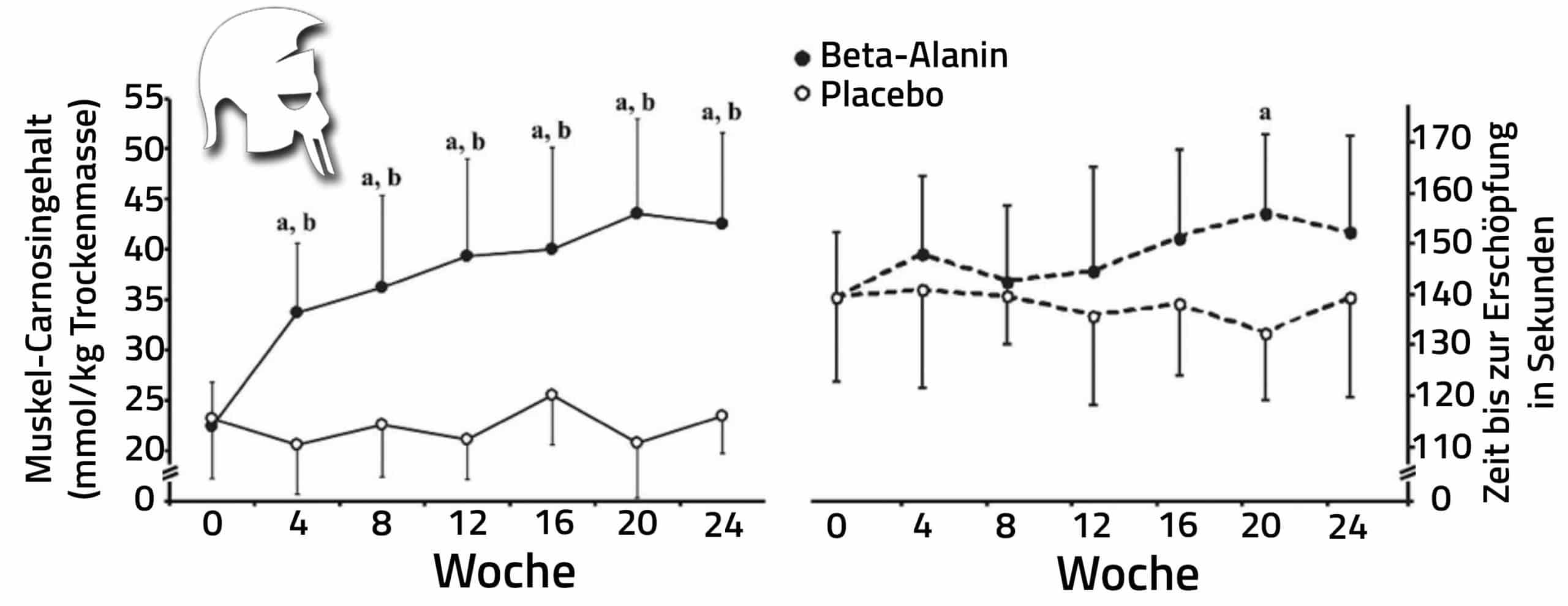 Dosierung Beta-Alanin